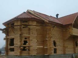 Деревянные дома бани