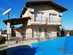 Двухэтажный дом с бассейном в 6 км от города Балчик и моря