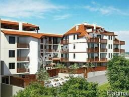 Квартиры на берегу моря в Лозенец