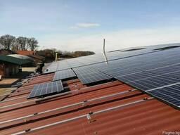 Монтаж на соларни модули - фото 2