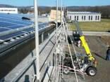 Монтаж солнечных батарей - фото 2