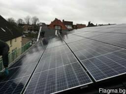 Монтаж солнечных батарей - фото 5