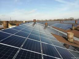 Монтаж солнечных батарей - фото 7
