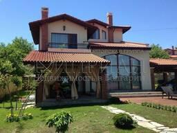 Новый дом с бассейн до курорт Кранево, Варна, Болгария