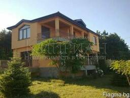 Новый дом в 6 км от Варна, с вид на море