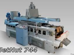 """Печькондитерскую автомат JetNut 744 для печенья """"орешки"""""""