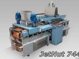 """Печькондитерскую автомат JetNut 744 для печенья """"орешки"""" - фото 2"""