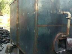 Пиролизната пещ за производство на дървени въглища