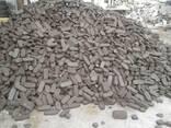 Продам торфяные брикеты, древесный уголь - фото 1