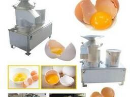 Современные оборудование из Турции для разбивания яиц