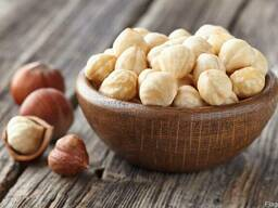 Walnuts, pistachio, hazelnut, pumpkin seeds, almond
