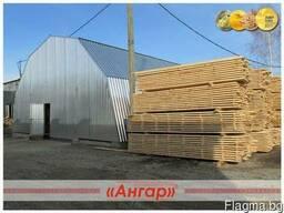 Ангары /цеха для обработки/склады под деревообработку