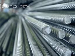 Арматура строительная рифленая (А500С) Экспорт арматуры и другого металлопрокат.