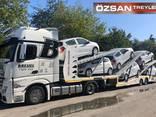 Автовоз для автомобилей и легкого грузового транспорта - фото 1