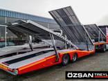 Автовоз для автомобилей и легкого грузового транспорта - фото 2