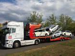 Автовоз для автомобилей и легкого грузового транспорта - фото 6