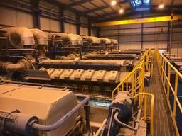 Б/У Газопоршневая электростанция Wartsila 43 Мвт, 2008 г. в. - photo 5