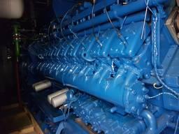 Б/У газопоршневой двигатель MWM TCG 2032 V 16, 4300 Квт - фото 4