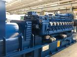 Б/У газовый двигатель MWM TCG 2020 V20, 2000 Квт, 2018 г. в. - photo 3