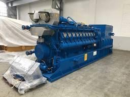 Б/У газовый двигатель MWM TCG 2020 V20, 2000 Квт, 2012 г. в. - фото 4