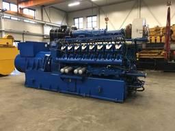 Б/У газовый двигатель MWM TCG 2020 V20, 2000 Квт, 2012 г. в. - фото 5