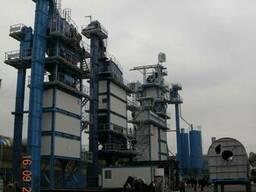 Б/У стационарный асфальтобетонный завод Benninghoven TBA-20