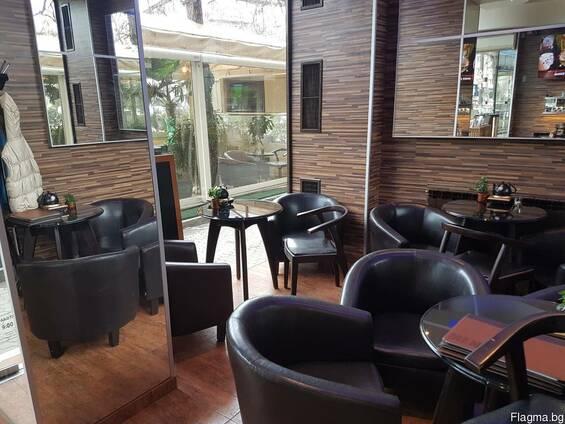 Продажа кафе в топ-центре столицы Болгарии. Пассивный доход