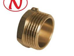 """Brass Cap for seal 1/2"""" M / HS"""
