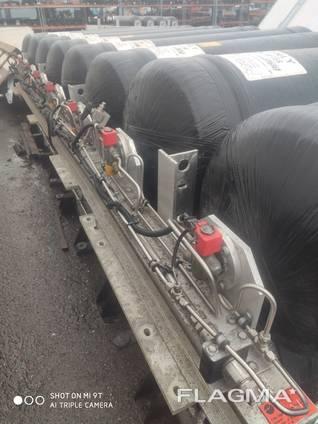 CNG Cylinders за камиони и ремаркета, 214 литра, ТИП 4