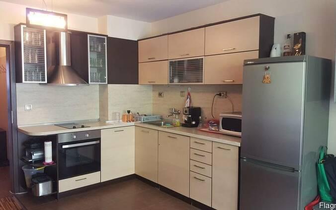 Двухкомнатная квартира в городе Бургас