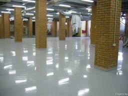 Эпоксидные наливные полы Helltech floor 3025 self levelling - photo 2