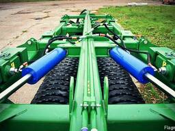 "Hydraulic foldable roller ""Land Roller"""