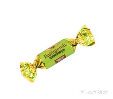 Кондитерские изделия:шоколадные конфеты, карамель