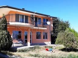 Новый двухэтажный дом в 20 км от Варны