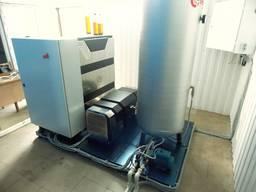Оборудование для производства Биодизеля завод CTS, 1 т/день (автомат) , сырье животный жир