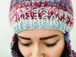 Оптом шапки handmade - фото 2