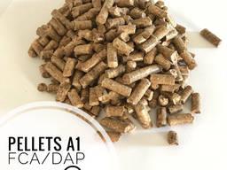 Pellets - A1, Din пеллеты