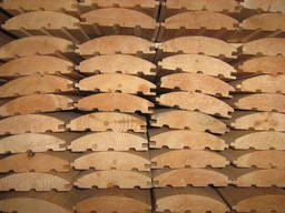 Planed timber, moldings, molded products - photo 4