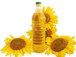 Подсолнечное масло рафинированное