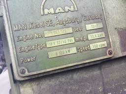 Продам корабельный двигатель фирмы МАН ! - photo 4