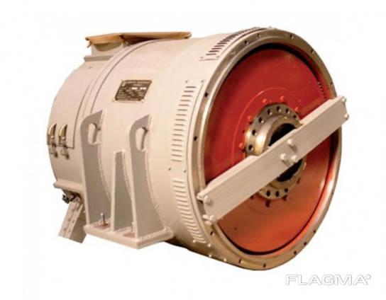 Продавам синхронен тягов генератор GST-1 за БелАЗ