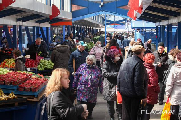Продавайте товары на знаменитых базарах и рынках