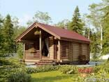Производим деревянные бани - photo 4
