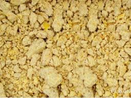Кормовой кукурузный концентрат (жмых зародыша кукурузы)