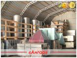 Производство ангаров, хранилищ, цехов сферической формы - фото 4