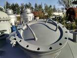 Емкость нержавеющая 3,2 м3 стали (12Х18Н10Т) - фото 1