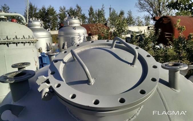Емкость нержавеющая 3,2 м3 стали (12Х18Н10Т)