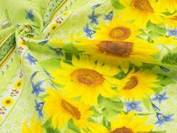 Скатерти, полотенца, фартуки, прихватки в украинском стиле - фото 2