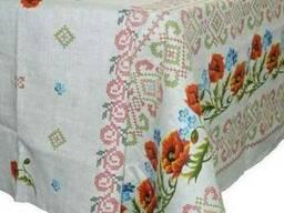 Скатерти, полотенца, фартуки, прихватки в украинском стиле - фото 5