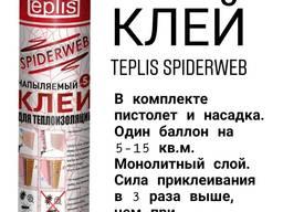 Строительный клей для теплоизоляции Teplis Spiderweb 1000мл